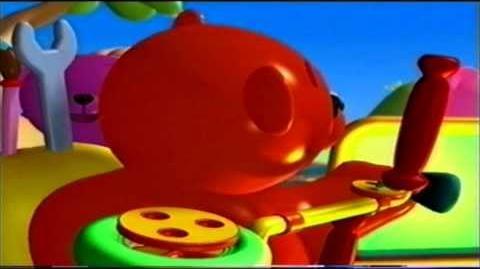 Jellikins- Circus (1999)