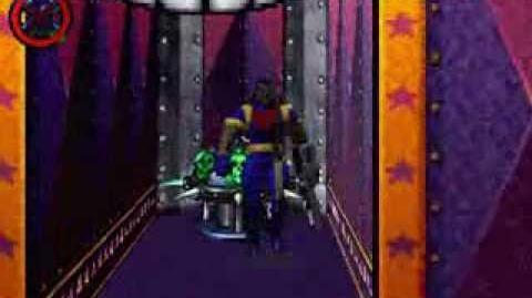 X-Men Mind Games (Unreleased)