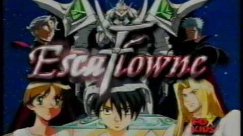 Escaflowne FOX opening