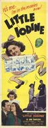 Little Iodine 1946 poster 2