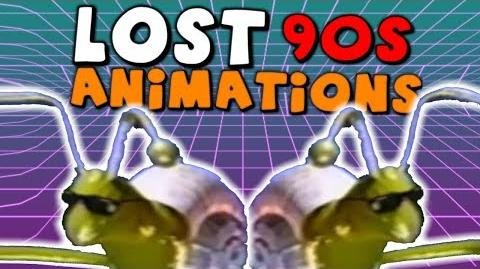 Mystery of the LOST 90s Animations (M3D Music Videos)