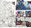 "Archie Comics' Sonic The Hedgehog ""Endangered Species"" (2013 original storyline)"