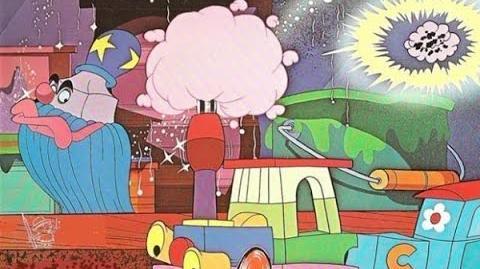 The Little Train Greek dub Trailer