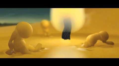 Yellow Submarine (2010 Animation Test and 2012 Canceled Animated Film)