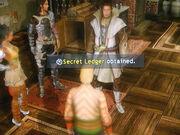 Secret-Ledger