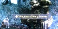 Cubic Music Score 2