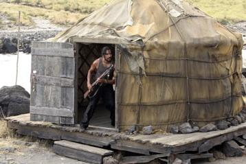 File:Sayid in empty Other's camp.JPG