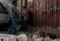 Sayid shoots until there are no more bullets