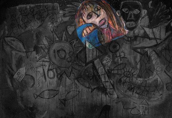 File:Mural - Woman.jpg