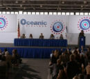 Rueda de prensa de los Seis de Oceanic