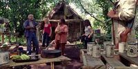Rose and Bernard's cabin