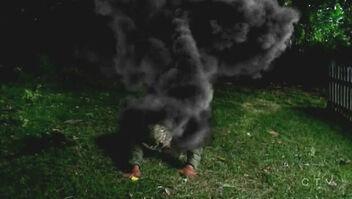 Smokemonster arm