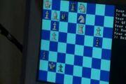Locke's Chess Win