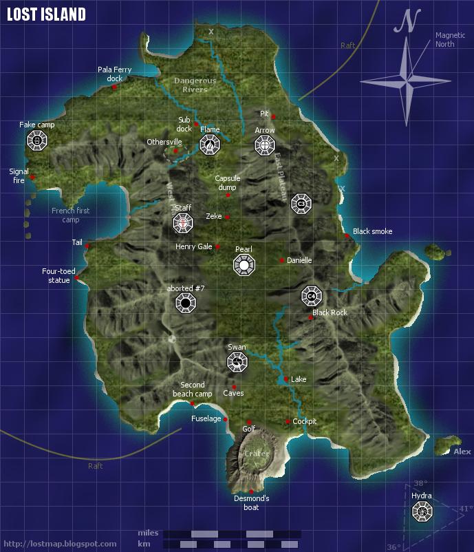 fan maps lostpedia fandom powered by wikia