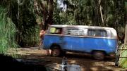 Ryan hit by van