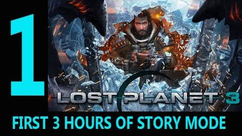 "Lost Planet 3 - Gameplay Walkthrough Part 1 - First 3 Hours ""lost planet 3 walkthrough"""