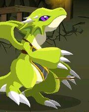 Green Draco