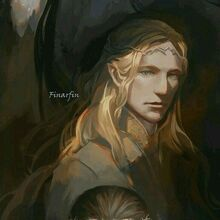 Finarfin - Last Child of King Finwe and Indis of the Vanyar