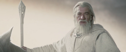 Gandalf the White returns