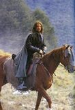 Aragorn and Hasufel