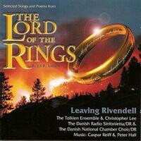 Leaving Rivendell Albumcover
