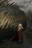 The glance of glaurung by lelek1980-d9ml67f