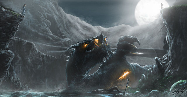 File:Glaurung the deciever by skyrace-d86j63h.jpg