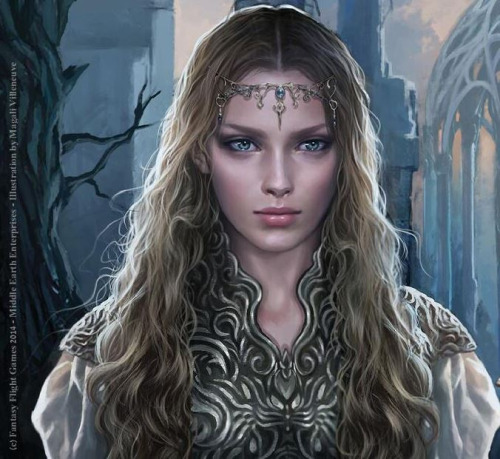 File:Galadriel by Magali Villeneuve.jpg