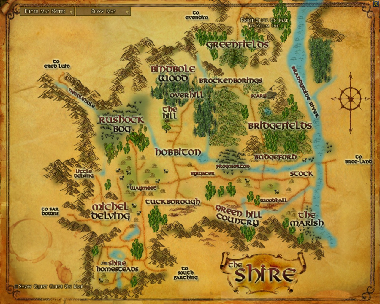 shire the one wiki to rule them all fandom powered by wikia