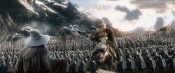 Battle of the five armies - dwarves