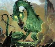 Angus McBride - Light-drake