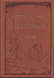Tolkien-dictionary-book