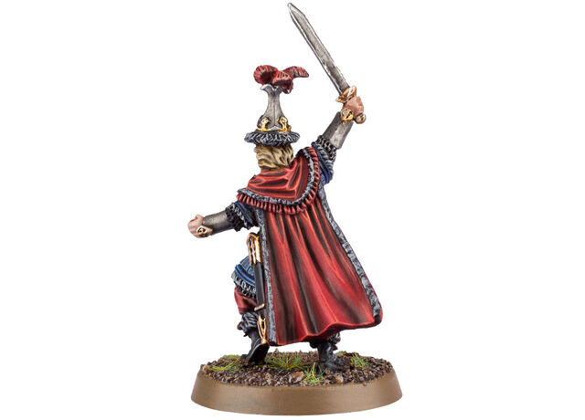 File:Hobbit Miniature Game - Lake-town Guard Captain 2.jpg