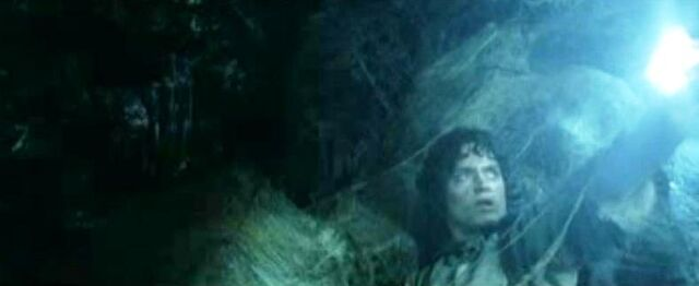 File:Shelob behind Frodo.JPG