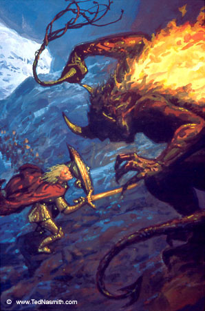 File:Glorfindel and the Balrog.jpg