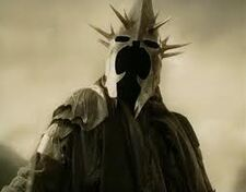 The Nazgul Witch-King