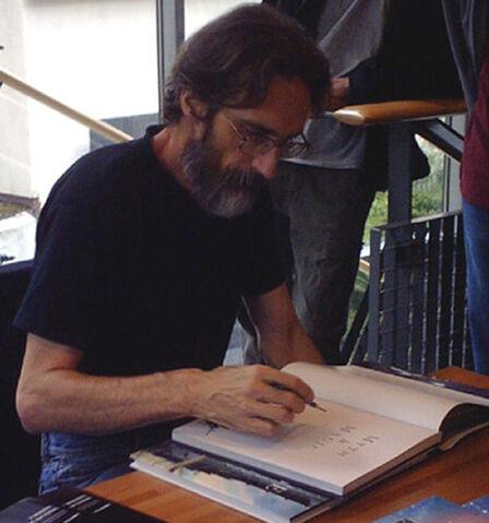 File:John Howe 2003.jpg