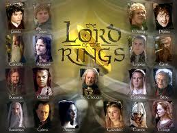 LOTR Characters