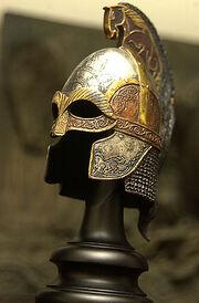 Male Royal Guard Helmet