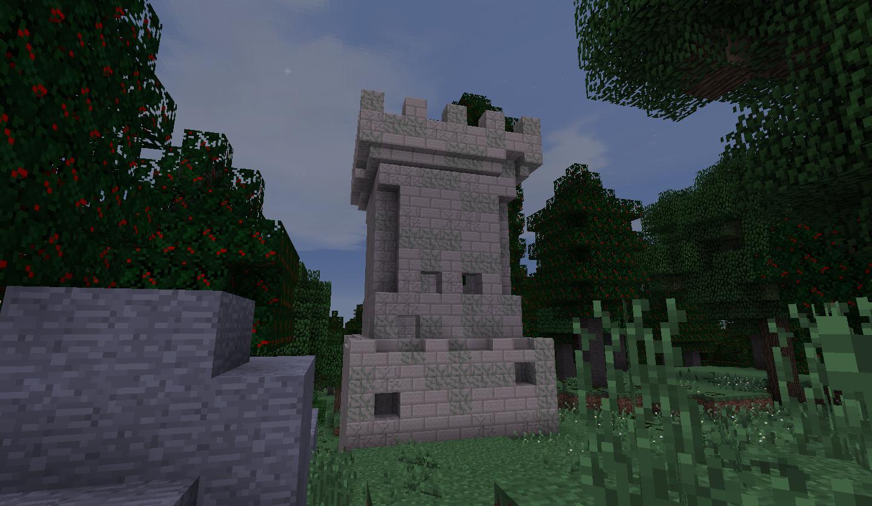 Башня высших эльфов