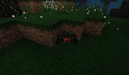 Green Mirkwood Spider B27