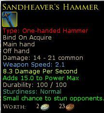 Sangheavershammer