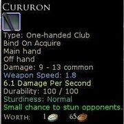 Cururon