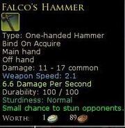 FalcosHammer