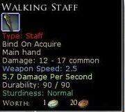 WalkingStaff