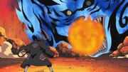 Two-Tail Fire Blast