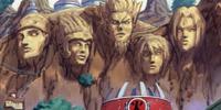 Naruto:Hokage Monument