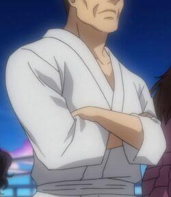 Mr. Kousaka