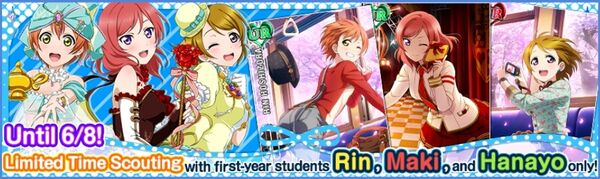 (6-5) First Years Limited Scouting