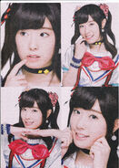 Aqours First Live Pamphlet - 57